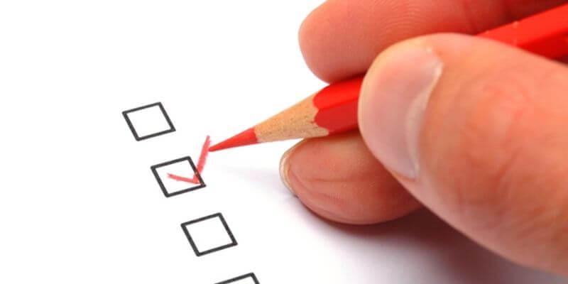Анкетирование и опрос